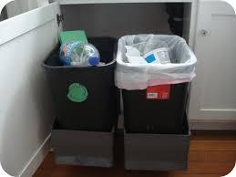 innovative kitchen garbage cans