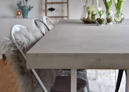 Diy Tischplatte In Betonoptik Roomilicious