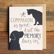 sympathy card pet pet sympathy cards smart worker pet condolence cards smart designs