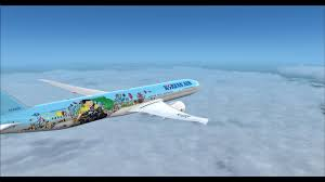 Pmdg 777 Korean Air 751 Rksi Rjgg Nagoya Chubu On Vatsim