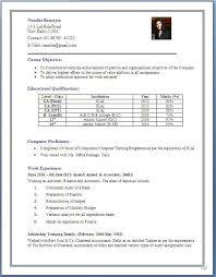 Free Download 3 Years Experience Resume in Accounting