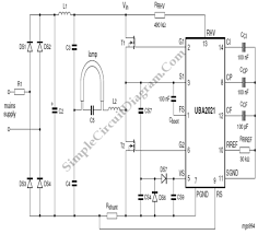 cfl circuit diagram the wiring diagram cfl driver wiring diagram cfl wiring diagrams for car or truck circuit
