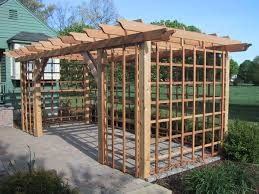 Pergola Ideas For Front Of House Thediapercake Home Trend
