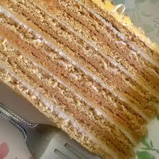 20 layer Russian honey cake [Homemade] food