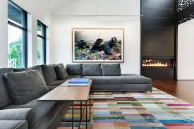 Orange Rugs For Living Room Attractive Design Gray And Orange Rug Nuance Interior Living