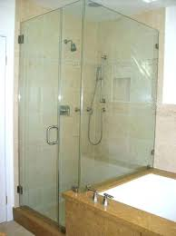 shower glass door cleaner clean shower glass a year cleaning secret for sparkling shower doors best diy glass shower door cleaner