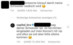Capital Bra Zerstört Ein Mädchen Und 12000 Fans Rasten Aus