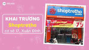 Hệ thống cửa hàng Shop Trẻ Thơ khai trương cơ sở mới - PREGMOM - Bào tử lợi  khuẩn cho tiêu hoá Mẹ và Bé