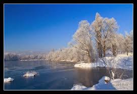 Bildergebnis für alter rhein lustenau Winter