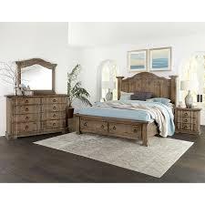 Vaughan Bassett Rustic Hills Queen Bedroom Group - Item Number: 682 Q  Bedroom Group 2