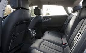 audi a7 interior back seat. audi a7 rear seats interior back seat