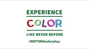 Boysen Color Play