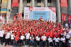 Team singapore asian games