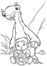 Small Picture Ice Age Coloring Pages Printable iceagecoloringpages002