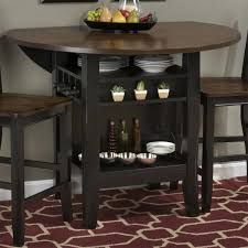 Kitchen Counter Height Tables Jofran 272 48 Braden Birch 48 Round Counter Height Table With Drop