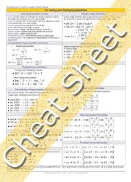 calculus review sheet introductory statistics probability