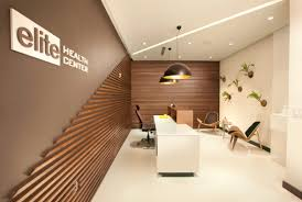 modern doctors office. Alluring Modern Medical Office Furniture Your House Decor: Scandinavian Design, Doctors Waiting D