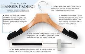Runway Collection of Luxury Women's Hangers