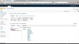 Sharepoint Knowledge Base Template 2013 Semantic Knowledge Base For Sharepoint
