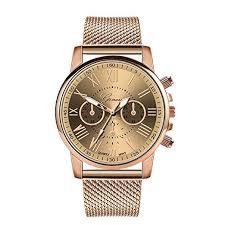Relic Watch Battery Chart Amazon Com Womens Watch 40mm Case Luxury Quartz Sport
