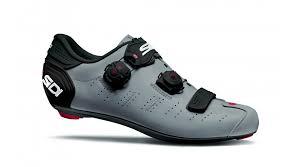 Sidi Ergo 5 Carbon Giro Ditalia 2019 Limited Edition Road Bike Shoes Size 40 Grey Black 2019