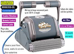 best commercial pool cleaner dolphin prox2 more chainsaw journal dolphin 9999359 bl best commercial pool cleaner