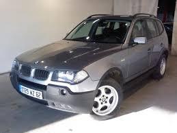 Lhd BMW X3 (01/2006) - GREY Lieu: