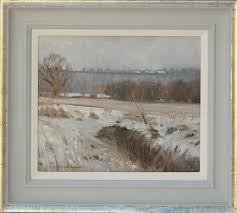 image result for modern frames for oil paintings