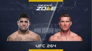 MMA Preview – Gilbert Burns vs Stephen ...