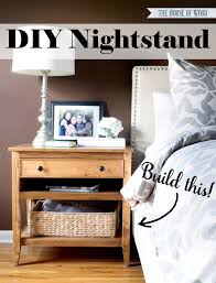 ideas bedside tables pinterest night:  images about nightstand ideas on pinterest home projects ryobi tools and furniture