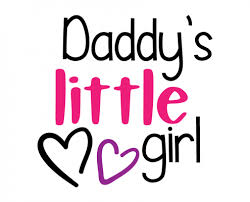 Daddy's Little Girl Quotes Custom Download Beautiful Free SVG's Quote Files Lovesvg