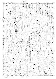 Free Printable Music Notes Coloring Pages Music Coloring Pages