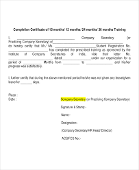 48 Examples Of Certificates In Pdf