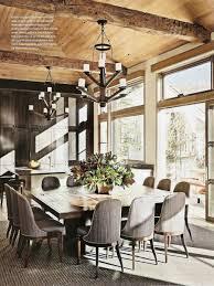 Quadratischer Tisch Dekohomeliving Rustikale Esszimmer Tisch