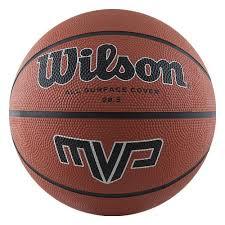 <b>Мяч баскетбольный WILSON MVP</b>, р.6, резина, коричневый ...