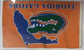 2017 Alligator Price Chart Florida Florida Gators State Outline 3x5 Flag