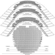 Morsani Seating Chart Theaters Seating Charts