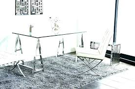 clear office desk. Acrylic Desk Clear Large  Size Of Office Desktop File Clear Office Desk