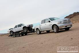 2014 Ram 1500 EcoDiesel vs. 2014 Ram 2500 - Sibling Rivalry ...