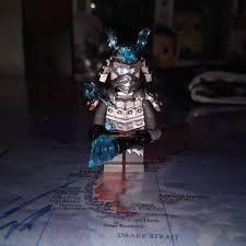 Custom ice emperor from Ninjago Season 11 #legoninjago #ninjago  #thecattiezfigs