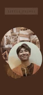 BTS RM Brown, aesthetic, bangtan ...
