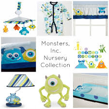 nursery bedding collections disney baby monsters on the go 3 piece