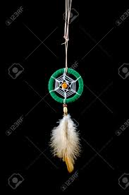 Beautiful Dream Catcher Images Beautiful Dream Catcher On Black Background Stock Photo Picture 70