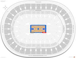 Philadelphia 76ers Seating Guide Wells Fargo Center