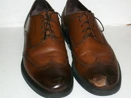 before after bad scuff how to fix scuffed leather shoes brown pictures