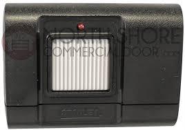easy program dip switch entryway transmitter perfect for early generation garage doors multi code stanley 1050 mcs105015 garage door opener remote