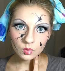 8 ed doll makeup tutorials for a cute creepy costume
