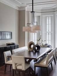 modern wood dining room sets: modern dining room design creative dining room tables with benches