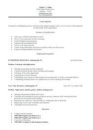 Office Cleaning Resume House Cleaning Resume House Cleaning Resume Stunning House Cleaning Resume