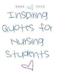 Nurse Quotes Impressive 48 Inspiring Quotes For Nursing Students